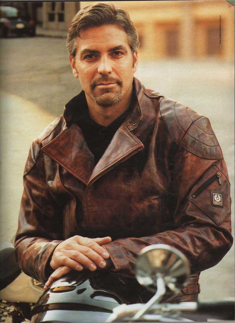Постер (плакат) Джордж Клуни-18