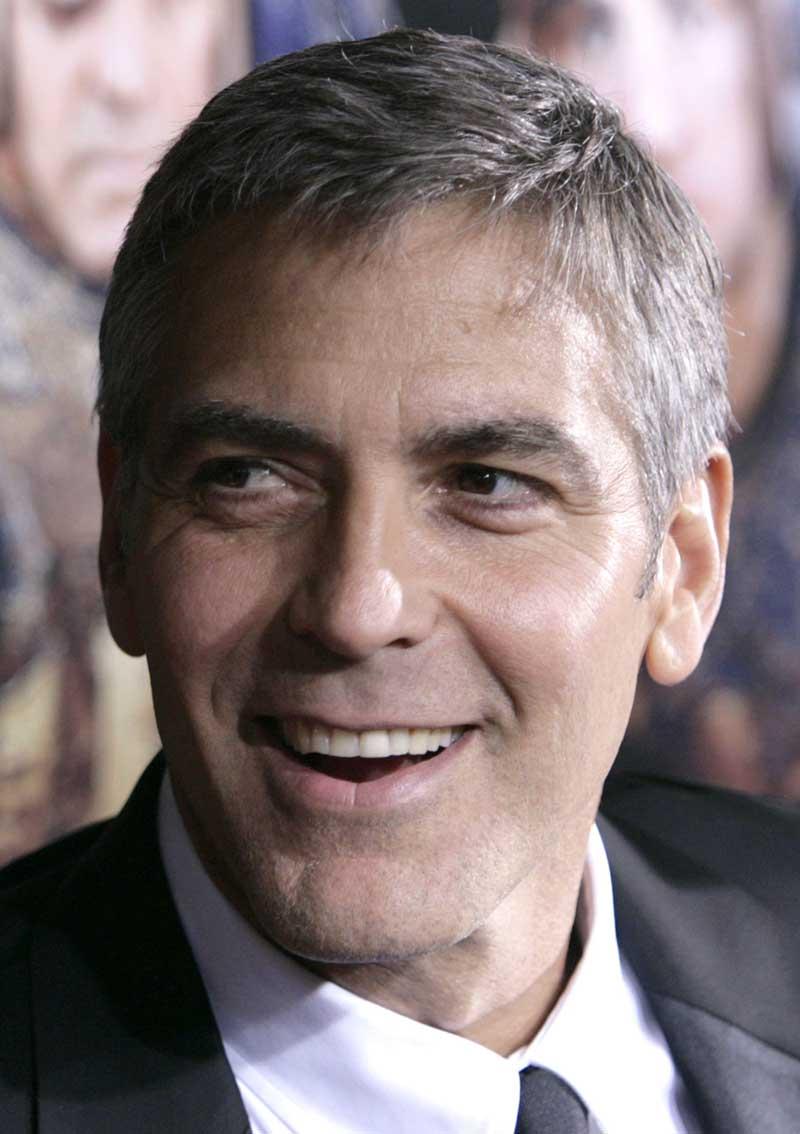 Постер (плакат) Джордж Клуни-20