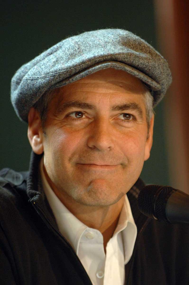 Постер на подрамнике Джордж Клуни-22