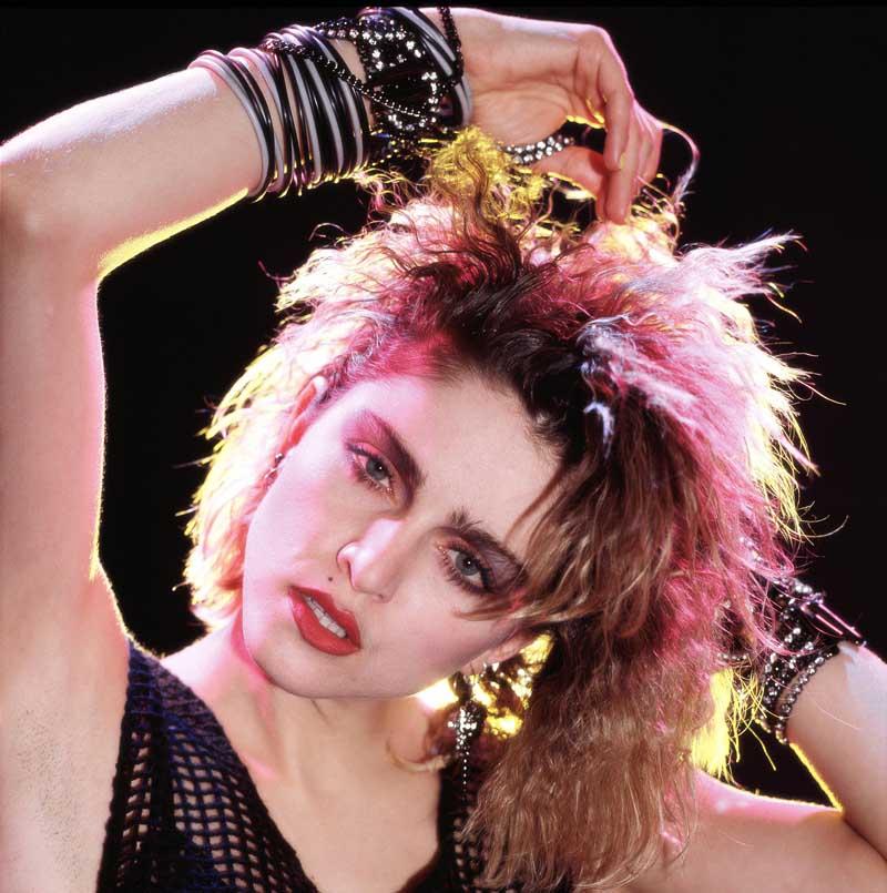 Плакат Мадонна-60