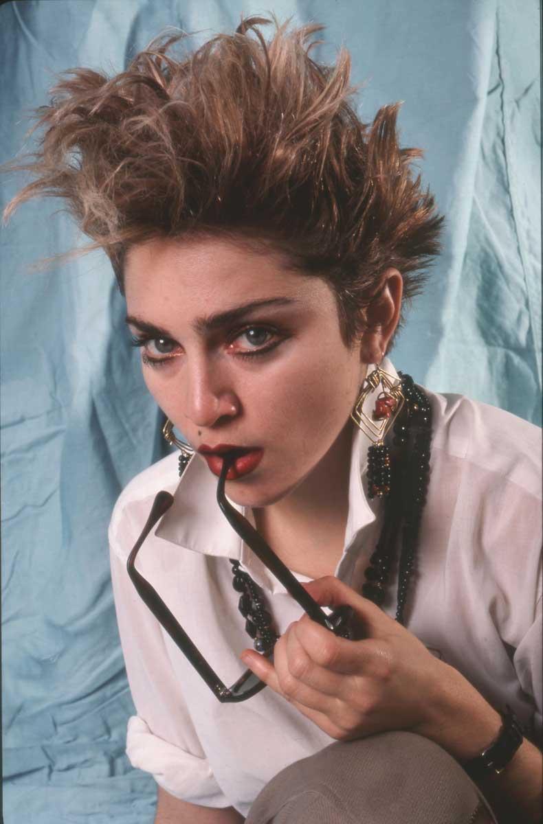 Постер (плакат) Мадонна-89
