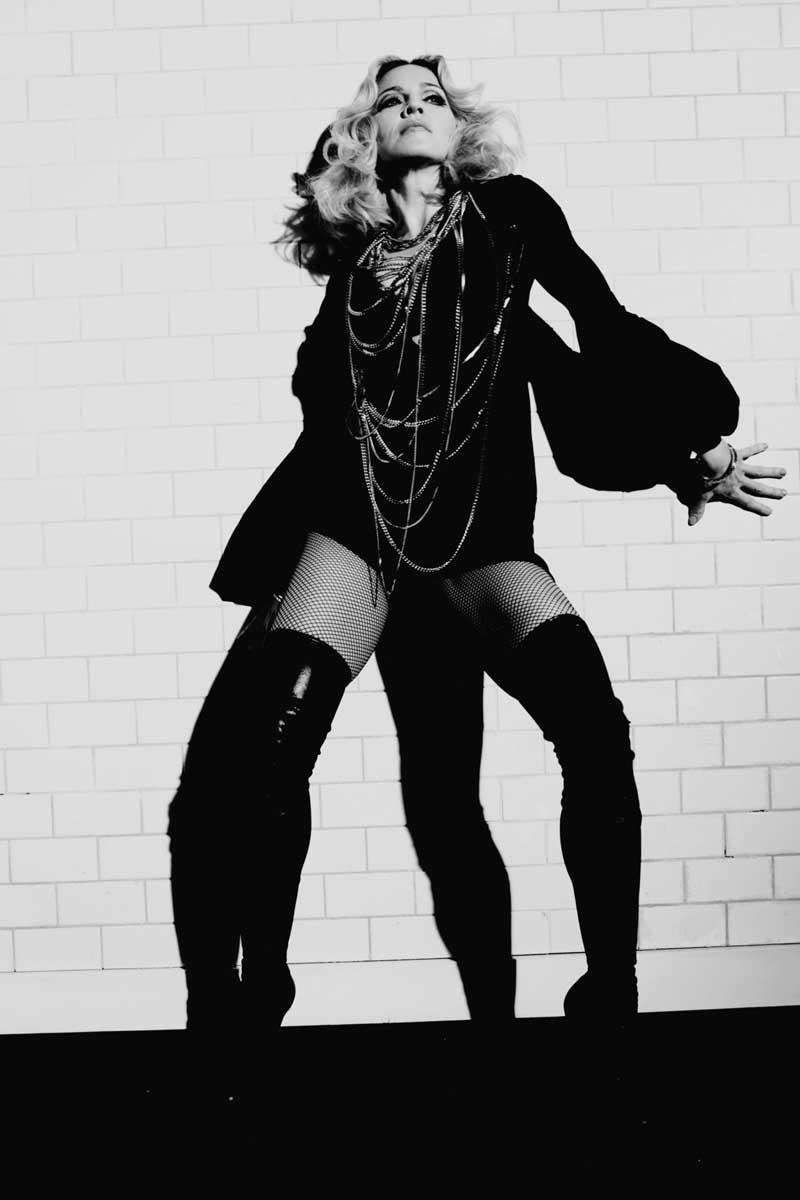Постер на подрамнике Мадонна-103