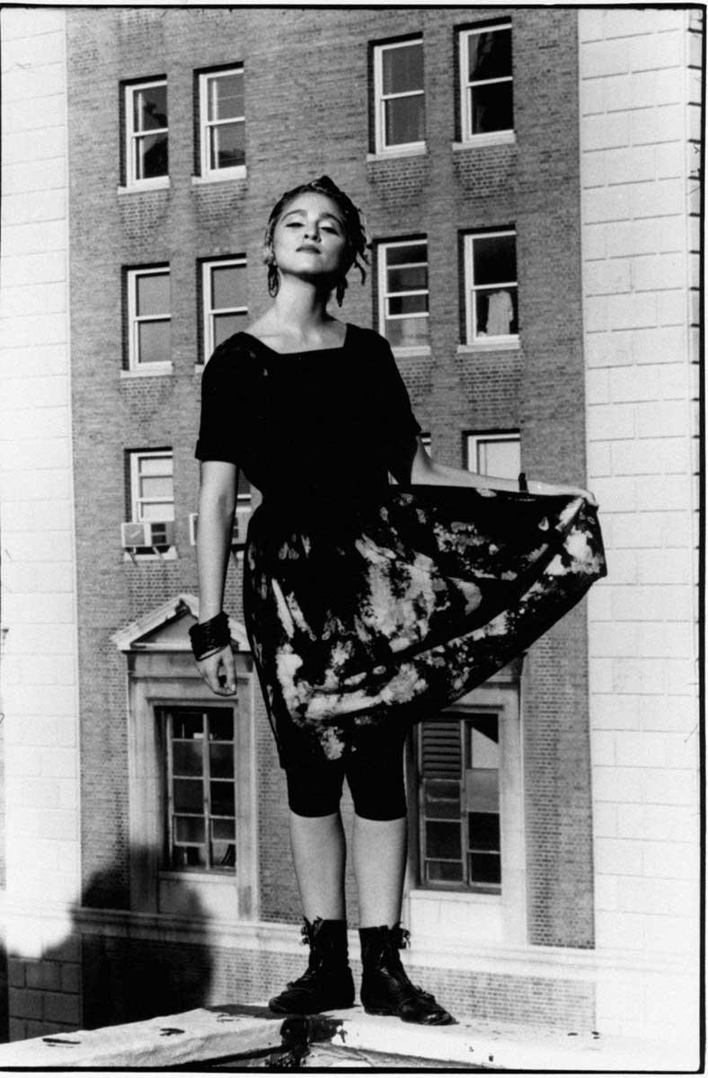 Постер на подрамнике Мадонна-191