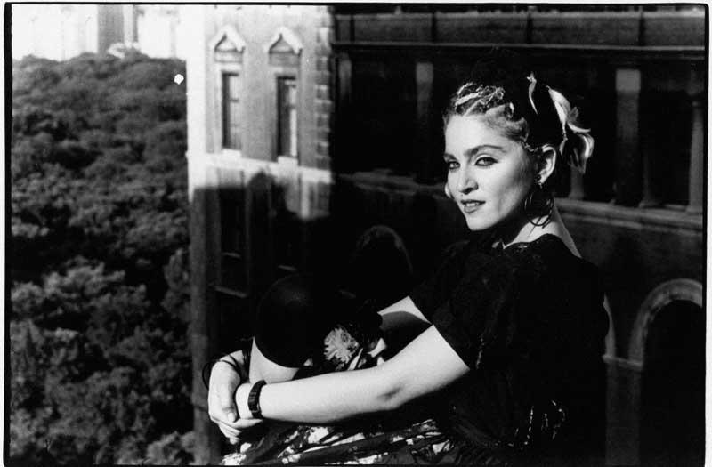 Плакат Мадонна-193