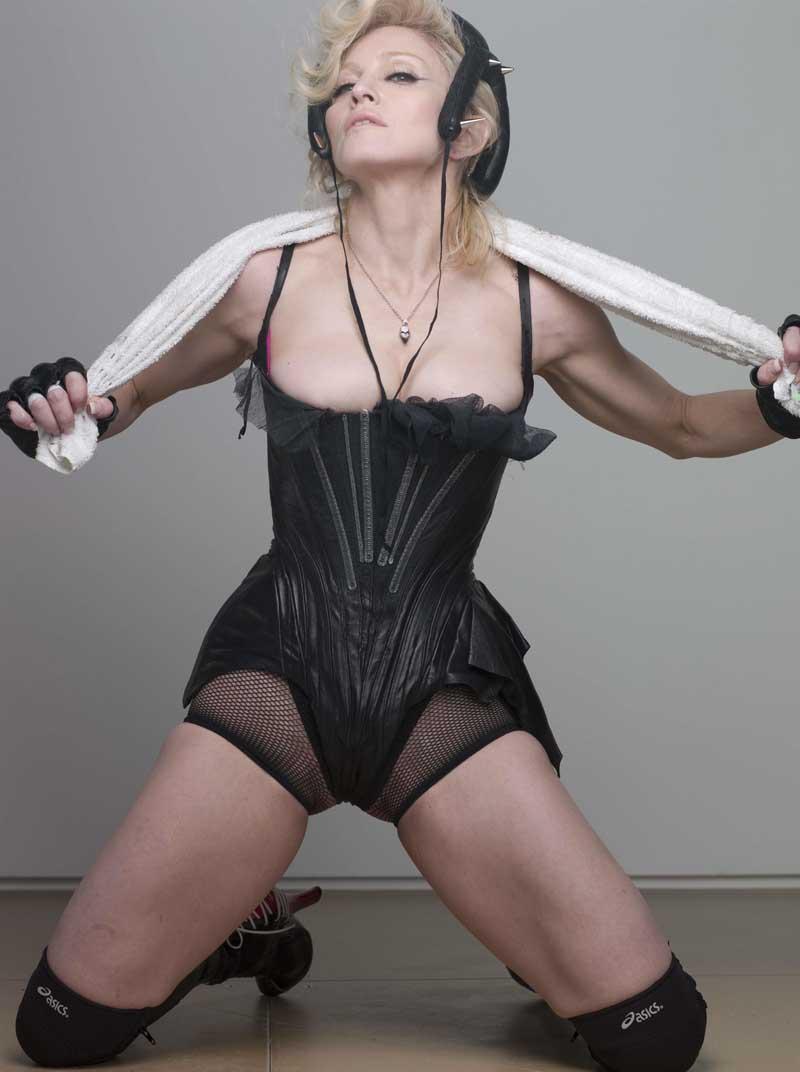 Постер на подрамнике Мадонна-259
