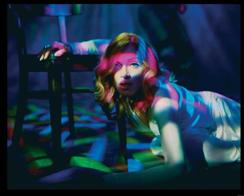 Постер на подрамнике Мадонна-292
