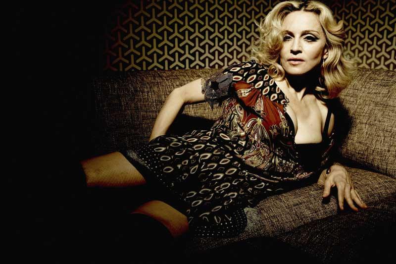 Постер на подрамнике Мадонна-312
