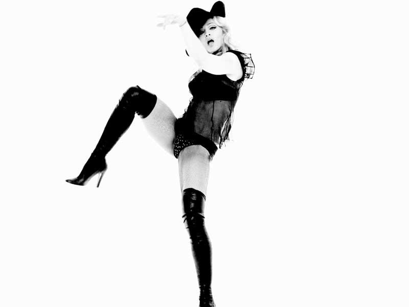 Плакат Мадонна-329