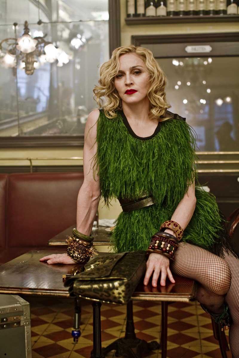 Постер на подрамнике Мадонна-343