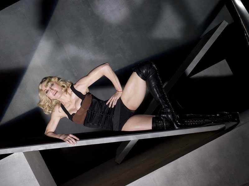 Постер на подрамнике Мадонна-344