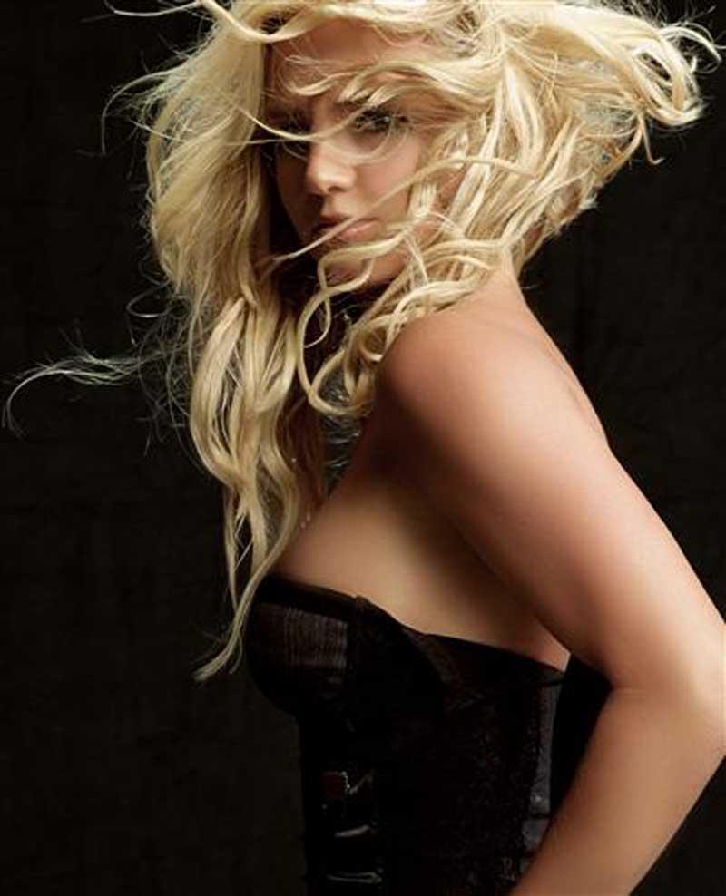 Плакат Бритни Спирс-11