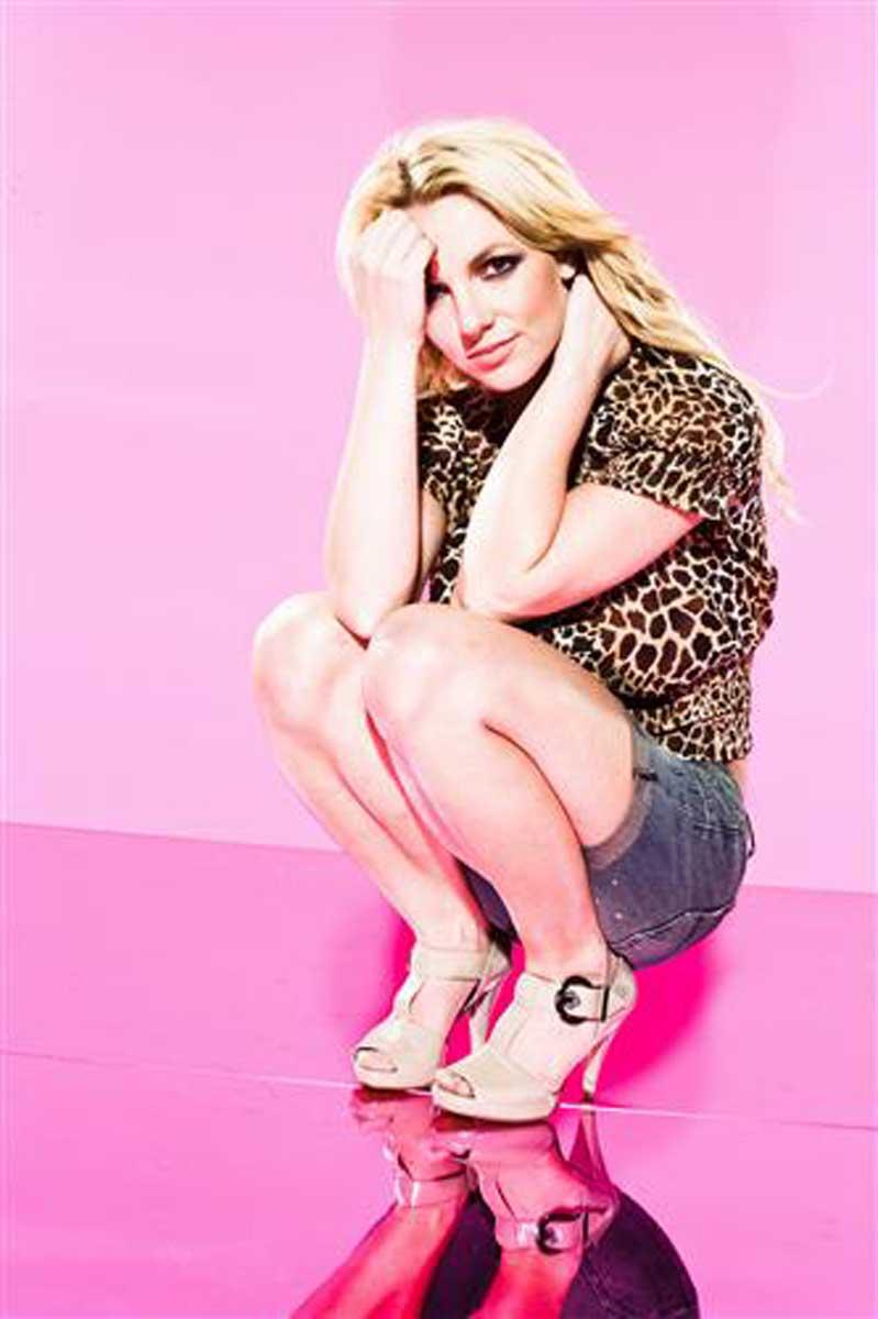 Плакат Бритни Спирс-33