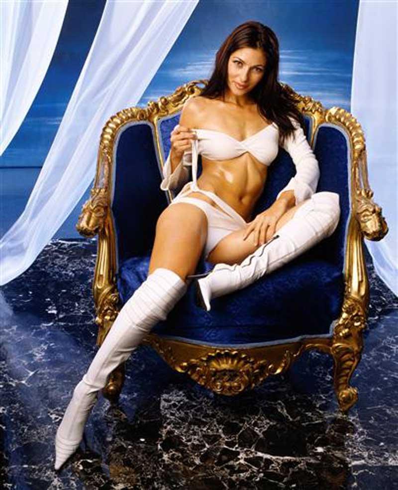 Плакат Сильвия Коллока-2