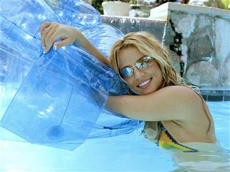 Плакат Бритни Спирс-98