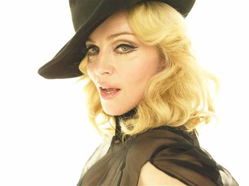 Плакат Мадонна-440