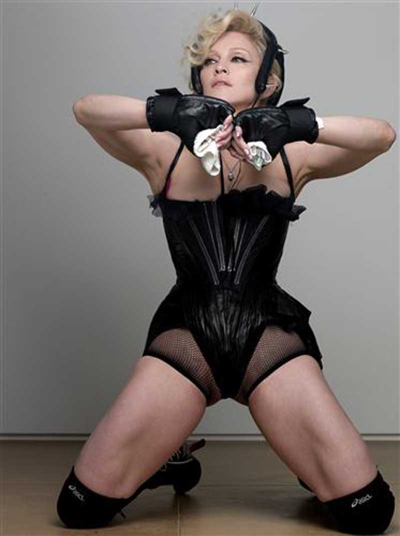 Постер на подрамнике Мадонна-445