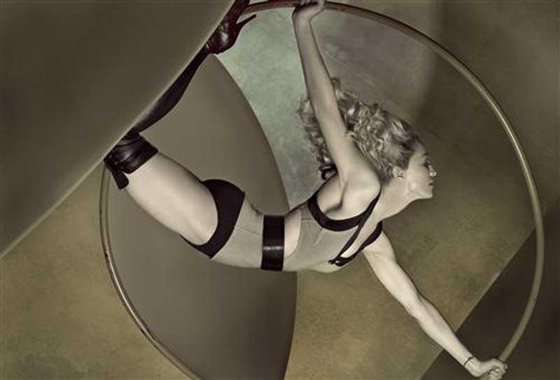 Постер на подрамнике Мадонна-449