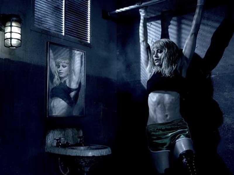Постер на подрамнике Мадонна-458