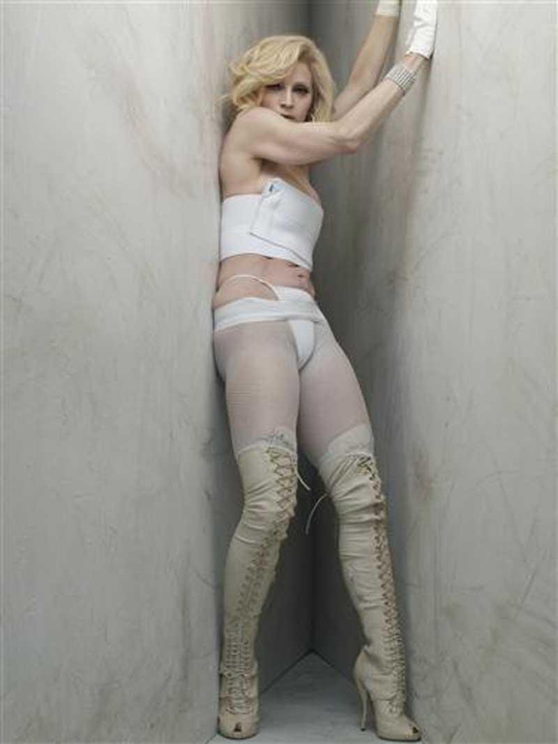 Постер на подрамнике Мадонна-480