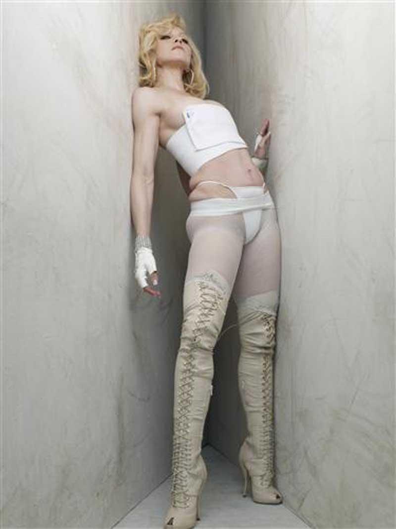 Постер на подрамнике Мадонна-483