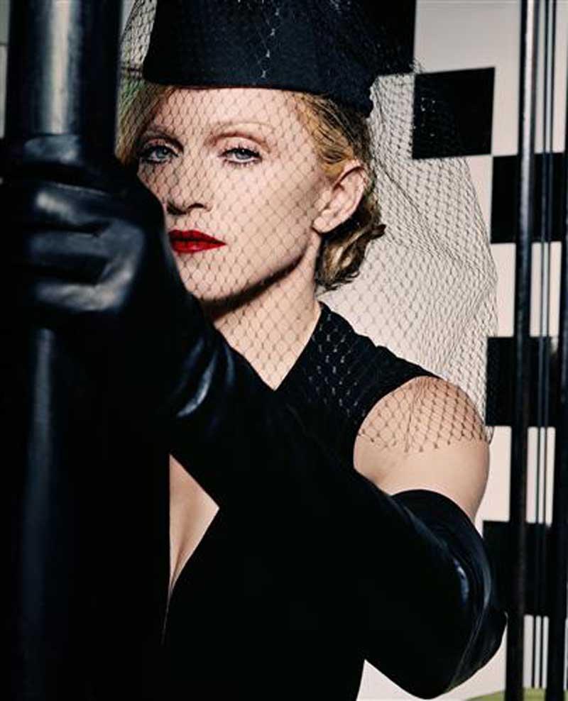 Постер на подрамнике Мадонна-575