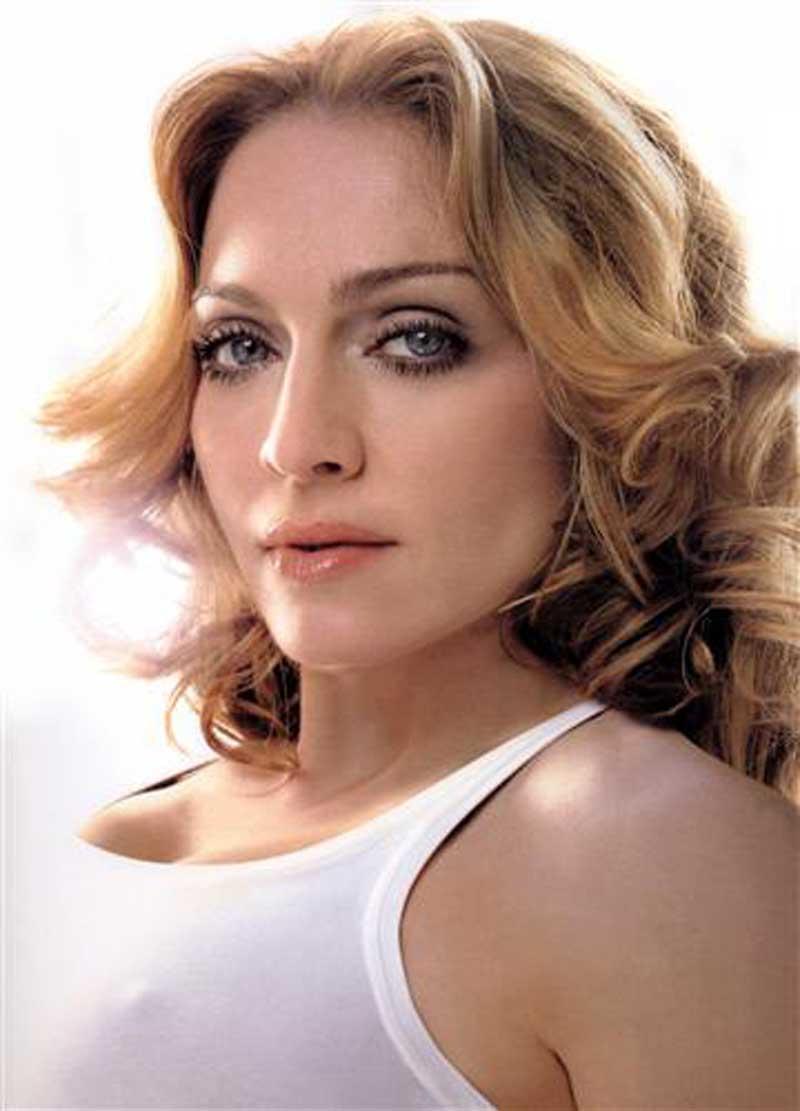 Плакат Мадонна-581