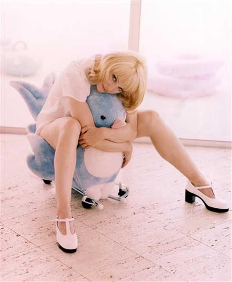 Постер на подрамнике Мадонна-617