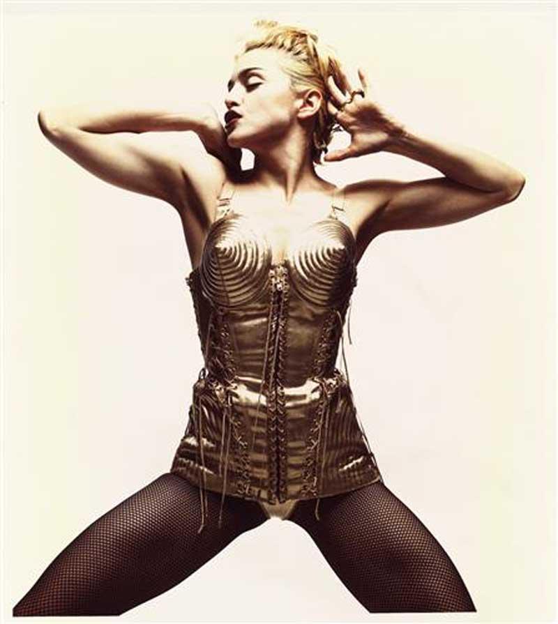 Постер на подрамнике Мадонна-629