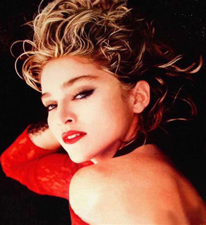 Постер на подрамнике Мадонна-641