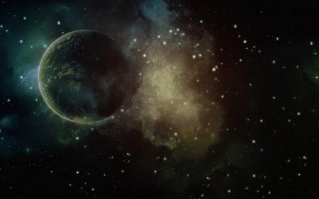 Плакат Космос