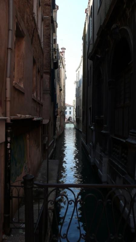 Плакат Венеция. Италия.