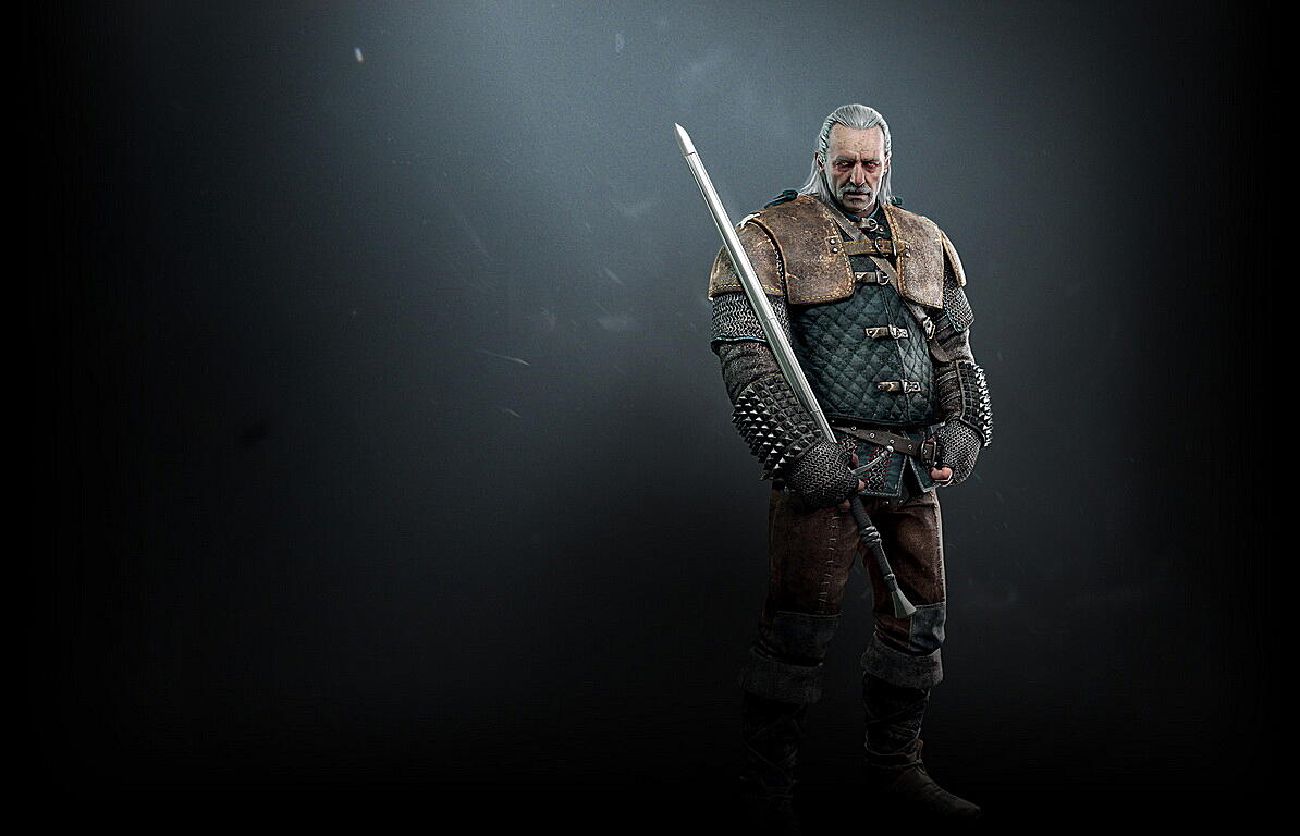 Плакат The Witcher 3: Wild Hunt  артикул 23244