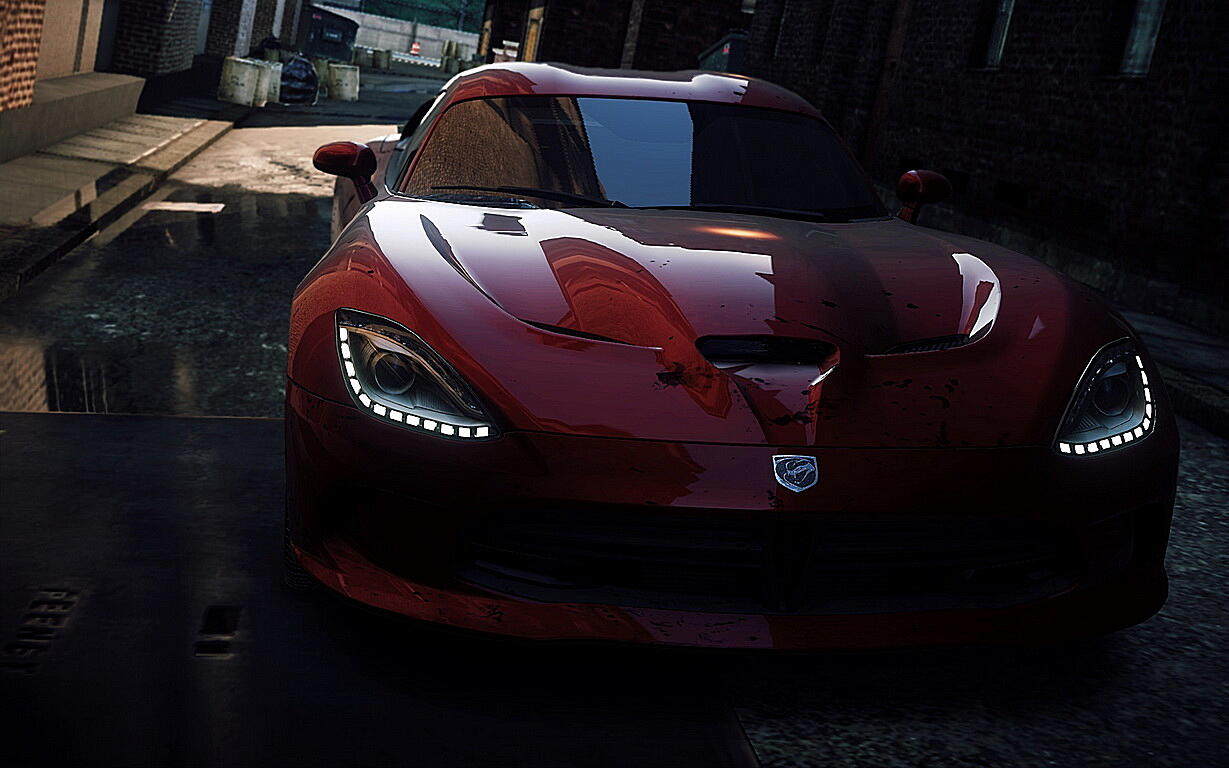 Плакат Need For Speed: Most Wanted  артикул 25484