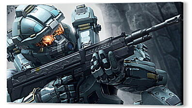 halo 5, soldiers, weapons