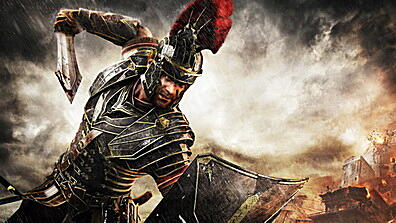 ryse son of rome, marius titus, x-one