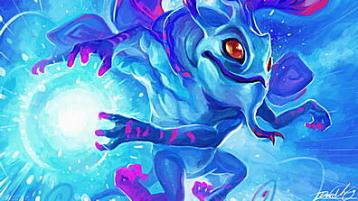 puck, faerie dragon, dota 2