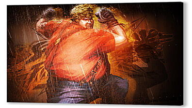 street fighter x tekken, fat, fighter