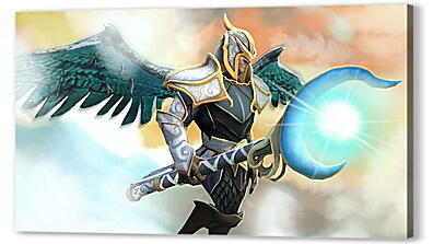 skywrath mage, dota 2, art