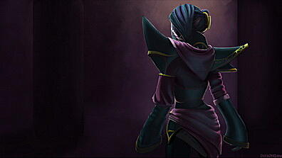 veils, hidden ones, dota 2