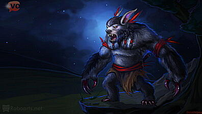 ursa warrior, dota 2, radiant protector set