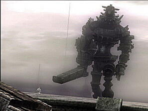 Картина - Shadow Of The Colossus