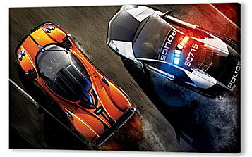 Постер на подрамнике - Need For Speed: Hot Pursuit