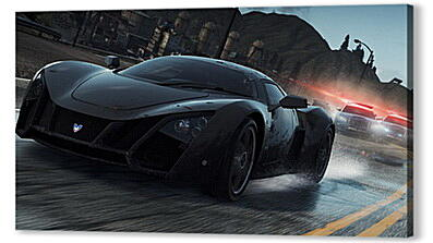 Постер на подрамнике - Need For Speed: Most Wanted