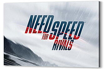 Постер на подрамнике - Need For Speed: Rivals