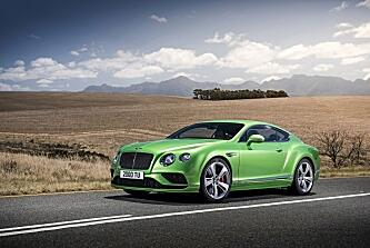 Картина - Бентли (Bentley continental gt)