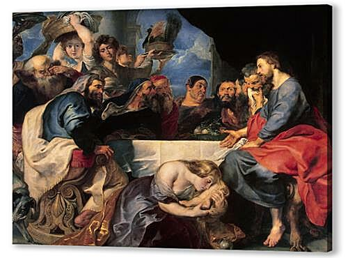 Feast in the House of Simon the Pharisee