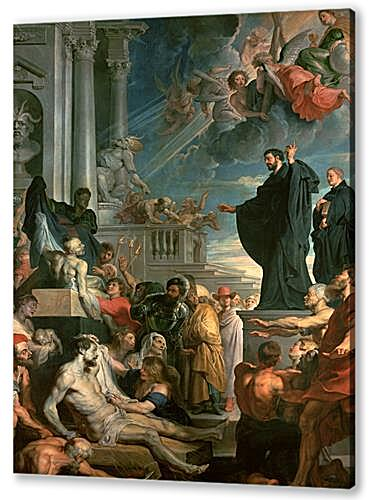The miracles of St. Francis Xavier