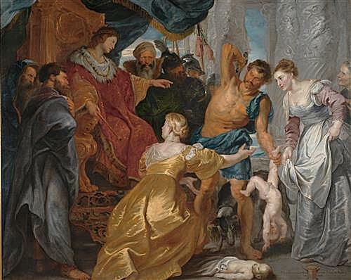 The Judgement of Solomon
