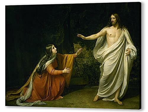 Картина маслом - Christs Appearance to Mary Magdalene after the Resurrection