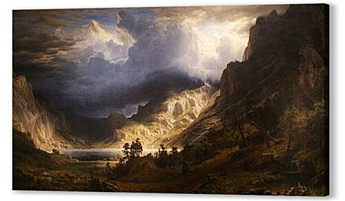 A Storm in the Rocky Mountains Mr. Rosalie